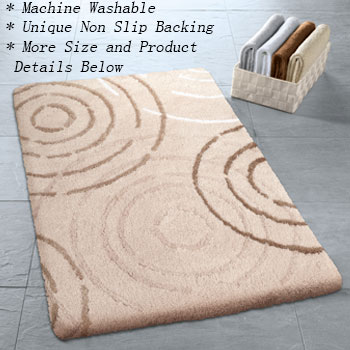 Splash Bath Rugs Bathroom Rugs product photo