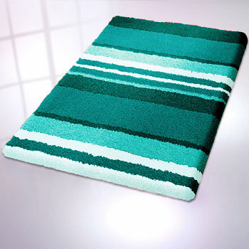 Striped Bathroom Rugs Rug For Your Bathroom With Stripes