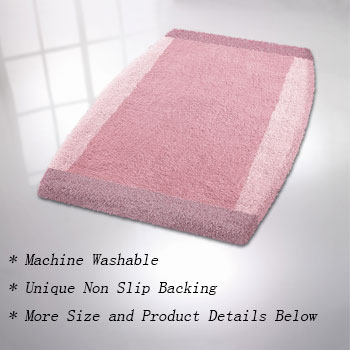 Tonneau Bath Rugs Bathroom Rugs product photo