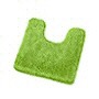 plush toilet rugs and toilet mats for your bathroom in over 20 colors