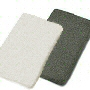 luxury custom bath rug cut to size with plush high pile available in 20 different colors