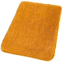 plush luxury bathroom rug in oval, round, half round, rectangular, matching elongated lid covers and extra large sizes with 20 color options